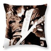Shooter Jennings - Soul Throw Pillow