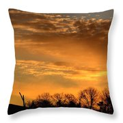 Show Me Your Glory Throw Pillow