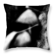 Shroom Magic Throw Pillow