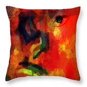 Sick And Tired Of Being Sick And Tired Throw Pillow
