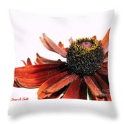 Side Eyed Throw Pillow
