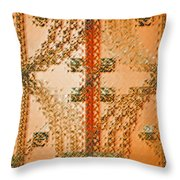 Simple Complexiites Throw Pillow