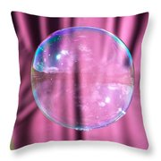 Simple Reflections Throw Pillow