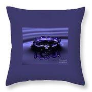 Simply Purple Throw Pillow