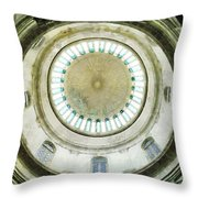 Singapore National Museum's Domed Ceiling Throw Pillow