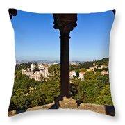 Sintra Balcony Throw Pillow