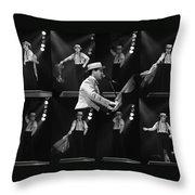 Sir Elton John 9 Throw Pillow