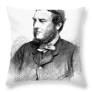 Sir Hedworth Williamson Throw Pillow