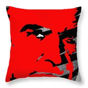 Sir Sean Connery Throw Pillow