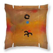 Sirocco Throw Pillow