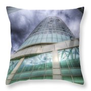 Sky Is The Limit 4.0 Throw Pillow