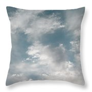 Sky Series - Heavenly Throw Pillow