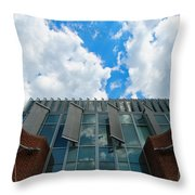 Sky Watcher Throw Pillow