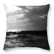 Sky Window V2 Throw Pillow
