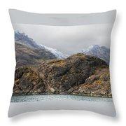 Skye Scotland Throw Pillow
