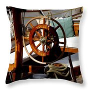 Skylark Throw Pillow