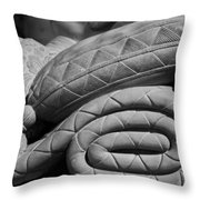 Sleep Eternal Throw Pillow by Lisa Knechtel