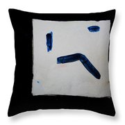 Sleeps Descent 11 Throw Pillow