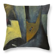 Slicker Throw Pillow