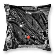 Slug Bug Throw Pillow