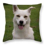 Smiley  0151 Throw Pillow