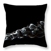 Smoke 5 Throw Pillow