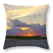 Smoke From A Distant Fire 2 Throw Pillow