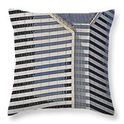 Smurfit And The Bean Throw Pillow