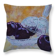 So Juicy And Sweet Throw Pillow