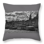 So Much To Look At Throw Pillow