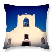 Socorro Mission Texas Throw Pillow