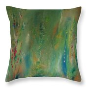 Solace For The Soul Throw Pillow