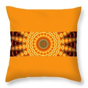Solar Wind Throw Pillow