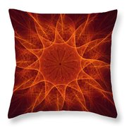 Soleil Throw Pillow