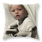 Some Things Never Go Out Of Style Throw Pillow