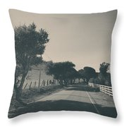 Somethin' About You And I Throw Pillow by Laurie Search