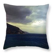 Somewhere Beyond The Sea 2 Throw Pillow