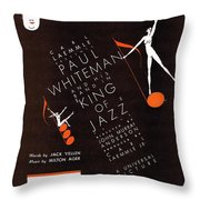 Song Of The Dawn Throw Pillow