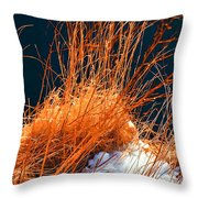 Soon The Spring Throw Pillow