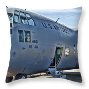 Soon To Be Grounded Throw Pillow