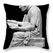 Sophocles (c496-406 B.c.) Throw Pillow