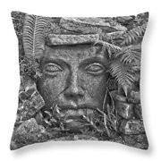 Soul And Stones  Throw Pillow