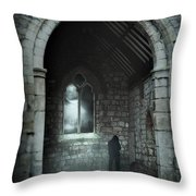 Soul Of Night Throw Pillow