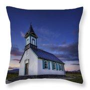 Soul Sanctuary Throw Pillow