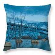 South Grand Island 3329 Throw Pillow