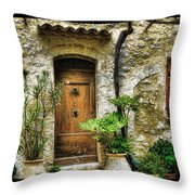 South Of France 1 Throw Pillow