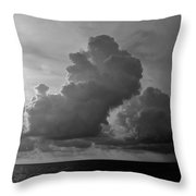 South Pacific Sky Throw Pillow
