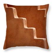 Southwest Contour Throw Pillow