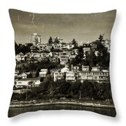 Souvenirs White Rock Bc Throw Pillow