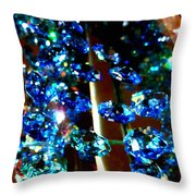 Sparkling Hill Resort 7 Throw Pillow